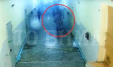 Βίντεο – ντοκουμέντο δολοφονίας Aλβανού ποινικού μέσα στις φυλακές Κορυδαλλού