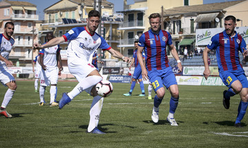 Football League: Όρθιος ο Βόλος 1-1 με την Κέρκυρα (αποτελέσματα, βαθμολογία, highlights)