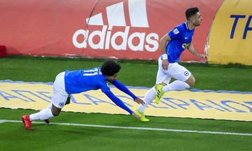 Ολυμπιακός - Ατρόμητος: Ο Κουλούρης σκοράρει για το 0-1 (vid)