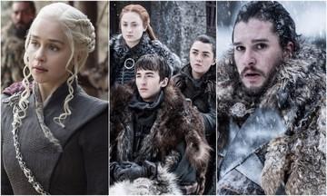 Όλα όσα θα δούμε στην τελευταία σεζόν του Game Of Thrones