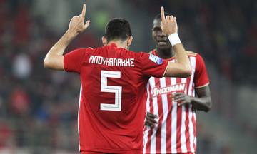 Ολυμπιακός - Ατρόμητος 2-1: Από τους κορυφαίους ο σκόρερ Μπουχαλάκης (κριτική των παικτών)