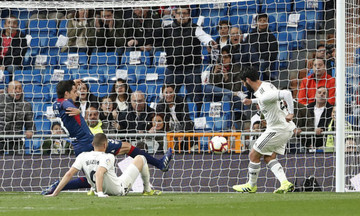 La Liga: Ο Μπενζεμά «λύτρωσε» τη Ρεάλ Μαδρίτης, 3-2 την Ουέσκα (αποτελέσματα, βαθμολογία, vid)