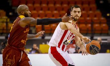 Basket League: Με το Ρέθυμνο ο Ολυμπιακός