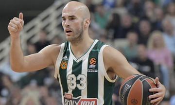 Ο Καλάθης MVP Μαρτίου στην Ευρωλίγκα