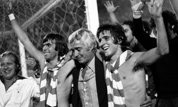 Όταν ο Κυράστας έκανε επειγόντως ντεμπούτο στον Ολυμπιακό (pics)