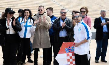 Ολυμπιονίκες και πρωταθλητές πέταξαν χαρταετούς στο Καλλιμάρμαρο για το WOGG