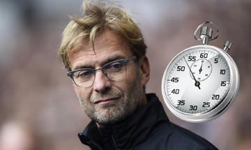 Από το «Fergie Time» στο... «Liverpool time»!