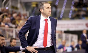 Μπλατ: «Είμαι υπεύθυνος που δεν τελειώσαμε νωρίτερα την πρόκριση στη Euroleague»