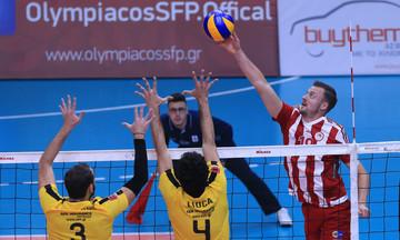 Volley League Ανδρών: Και τώρα η ΑΕΚ για τον Ολυμπιακό!