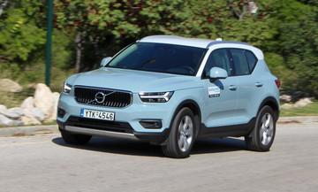 Έρχεται ηλεκτρικό Volvo XC40 μέσα στο έτος