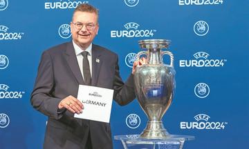 Παραιτήθηκε ο πρόεδρος της Γερμανικής Ποδοσφαιρικής Ομοσπονδίας