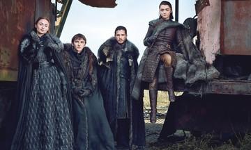 Με μια μεγάλη επανένωση τα νέα τρέιλερ για την 8η σεζόν του Game of Thrones (vid)