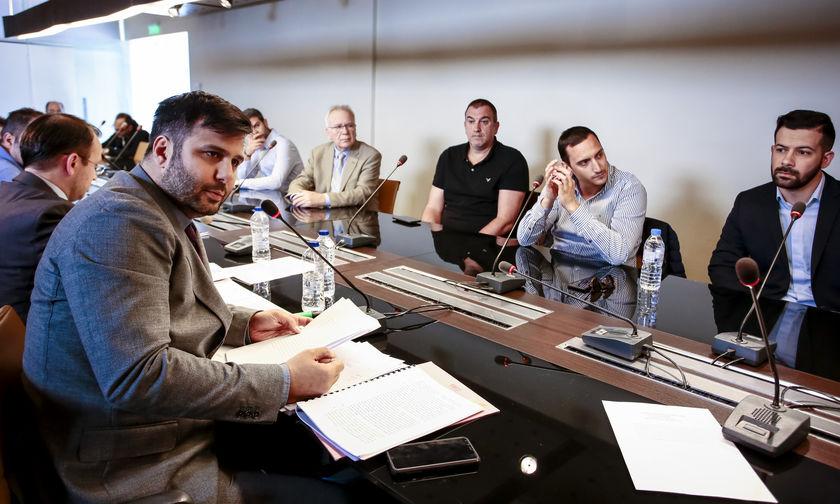 LIVE: Η εκδίκαση της έφεσης του Ολυμπιακού