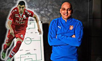 Ο Κοβάσεβιτς στο ΦΩΣ για τον Ραντζέλοβιτς: «Σούπερ ταλέντο, θέλει δουλειά»