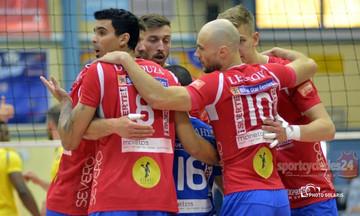 Volley League ανδρών: Νίκες ΠΑΟ, ΠΑΟΚ, Φοίνικα  και Εθνικού Αλεξανδρούπολης