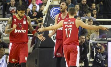Basket League: Η βαθμολογία μετά το -2 του Ολυμπιακού