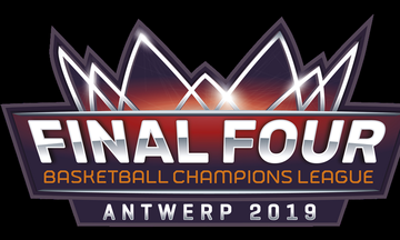 Basketball Champions League: Στην Αμβέρσα το Final-4 του 2019