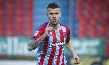 Στην αποστολή για το ματς με την ΑΕΛ ο Σπιριντόνοβιτς