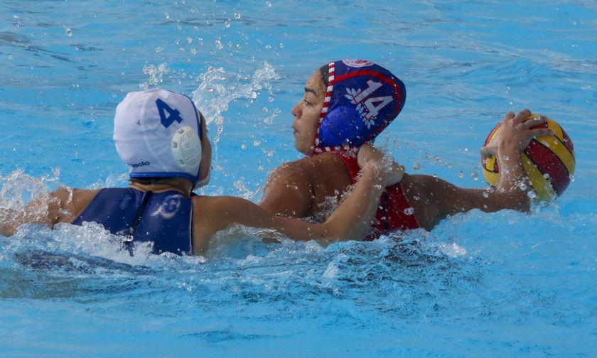 Γλυφάδα - Ολυμπιακός 3-20: Πρώτες και καλύτερες οι «ερυθρόλευκες»