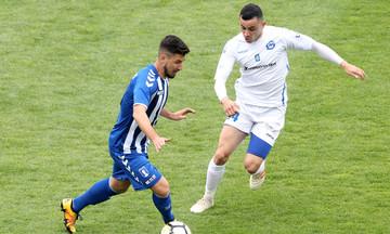 Football League: Έμειναν στο 0-0 Ηρακλής και Κισσαμικός (πρόγραμμα, βαθμολογία)