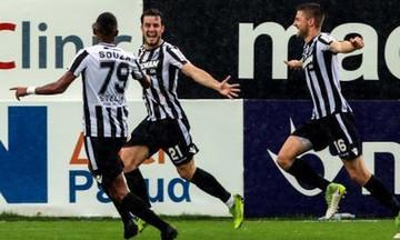 Το γκολ του Ρικάρντο Βαζ για το 1-0 του ΟΦΗ (vid)