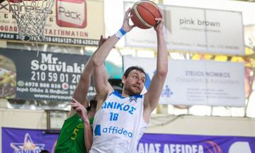 Α2 μπάσκετ: Δέκατη κατοστάρα ο Ιωνικός, 105-82 τον Διαγόρα!