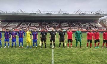 Football League Κ19: Τρομερά επεισόδια στο Παναχαΐκή-Κέρκυρα