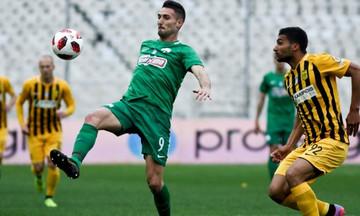 Παναθηναϊκός-'Αρης 2-0: Τα highlights του αγώνα (vid)