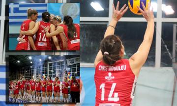 Η Χριστοδούλου MVP του final-4