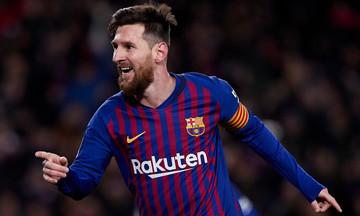 La Liga: Πρώτος σε νίκες στο πρωτάθλημα ο Μέσι!