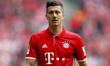 Bundesliga: Έσπασε το φράγμα των 200 γκολ ο Λεβαντόφσκι (pic)