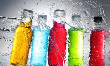 Αθλητικά και ενεργειακά ποτά αλλά…