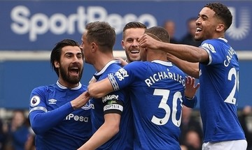 Premier League: Κάνει όνειρα για Ευρώπη η Έβερτον του Μάρκο Σίλβα (highlights)