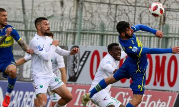 Τα highlights του Αστέρας Τρίπολης - Λεβαδειακός 0-0