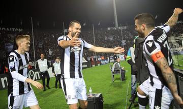 Τα highlights του ΠΑΟΚ-Λαμία 3-0 (vid)