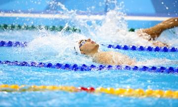 Χρήστου: «Στόχος μου η πρόκριση στα 200μ ύπτιο στους Ολυμπιακούς αγώνες»