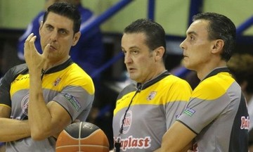 Basketball Champions League: Στο Final-4 o διαιτητής  Πουρσανίδης