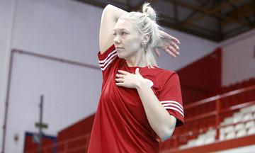 Ολυμπιακός: Yποβλήθηκε σε μαγνητική τομογραφία η Κατερίνα Γιώτα- Αγωνία για τα αποτελέσματα