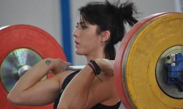 Ευρωπαϊκό Πρωτάθλημα Άρσης Βαρών: Η Μπεντέλη έχασε το βάθρο για ένα κιλό