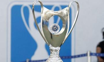 To πρόγραμμα των ρεβάνς στα ημιτελικά του Κυπέλλου Ελλάδας