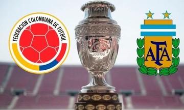 Σε Αργεντινή και Κολομβία το Κόπα Αμέρικα 2020