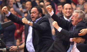 """ΠΑΕ Ολυμπιακός για την ΚΑΕ: """"Εχετε τη στήριξή μας. Ο Μαρινάκης είναι εδώ!"""""""