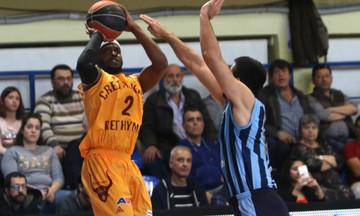 Τριπλ-νταμπλ ο Χίκι του Ρεθύμνου μετά από 18 χρόνια στη Basket League