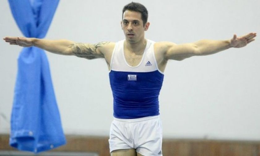 Ο Κωνσταντινίδης στην 8η θέση του Ευρωπαϊκού Πρωταθλήματος ενόργανης γυμναστικής