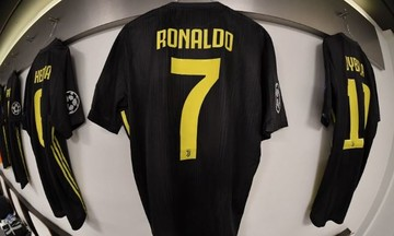 Champions League: Οι ενδεκάδες στο Άγιαξ - Γιουβέντους- Παρών ο Ρονάλντο (pics)