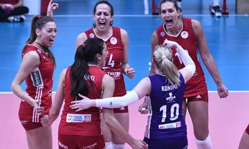 Ο «άδειος» Ολυμπιακός κέρδισε με τη ... φανέλα,  3-2 τη Θέτιδα Βούλας (vid)