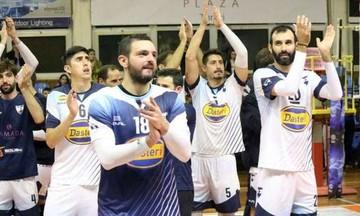 O Eθνικός Αλεξανδρούπολης παρέμεινε στη Volley League
