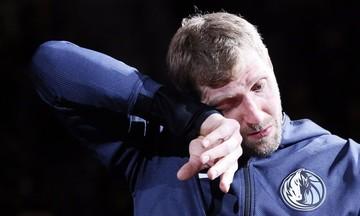 Λυγίζουν και οι... Νοβίτσκι - Το βίντεο των Σπερς και τα δάκρυα του Γερμανού (vids)