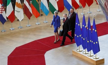 Brexit: Παράταση έως την 31η Οκτωβρίου αποφάσισαν οι Ευρωπαίοι ηγέτες