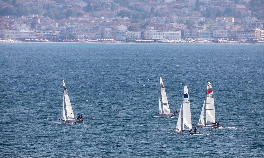 Δύο ελληνικά σκάφη Youth στην 10άδα του Ευρωπαϊκού πρωταθλήματος στη Μαγιόρκα